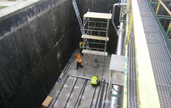 Modernizacja oczyszczalni ścieków w Radkowicach