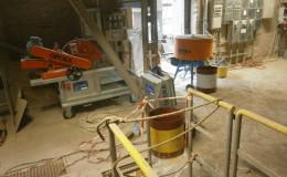 Realizacje 2. Wymurówki w piecu szybowym Sodawerk Stassfurt Niemcy